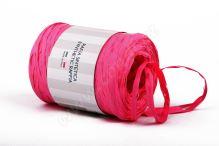 Stuha rafie matná 6802 5mm x 200m - 15 růžová