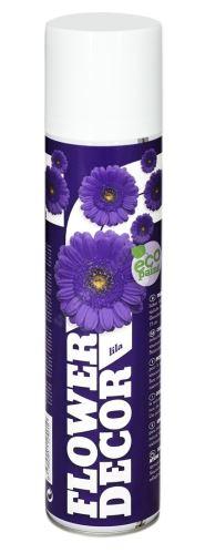 Barva ve spreji na živé květiny 400ml FLOWER DECOR - šeříková 12401