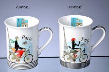 Hrnek Cyklisté Paříž 250 ml