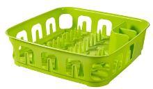 Curver Odkapávač čtvercový zelený