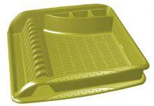 Keeeper Odkapávač na nádobí velký pierre, zelený