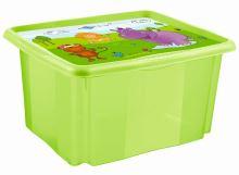 Keeeper Skladovací box anna, Hippo, 45L