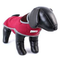 Doodlebone kabát, Drysie, červený, velikost M