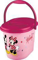 Keeeper Koš na pleny karol, Minnie, růžový