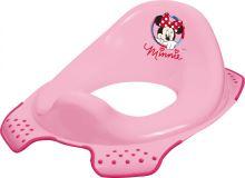 Keeeper Protiskluzová redukce na WC ewa, Minnie, růžová