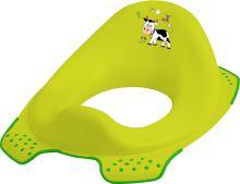 Keeeper Protiskluzová redukce na WC ewa, Funny farm, žlutozelená