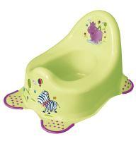 Keeeper Protiskluzový nočník adam, Hippo, zelený