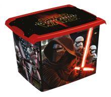 Keeeper Skladovací box filip, Star Wars, 20,5L