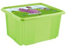 Keeeper Skladovací box anna, Hippo, 24L