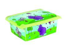 Keeeper Skladovací box filip, Hippo, 10L
