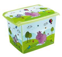 Keeeper Skladovací box filip, Hippo, 20,5L