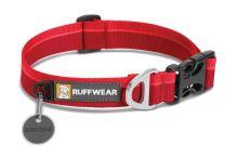 Ruffwear obojek pro psy, Hoopie Dog Collar, červený, velikost S